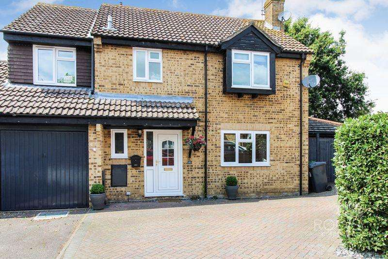 3 Bedrooms Detached House for sale in Jedburgh Close, Thatcham
