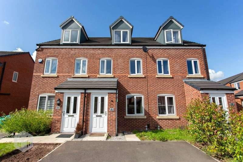 3 Bedrooms House for sale in Helmsley Close, Newton-le-Willows, Merseyside, WA12