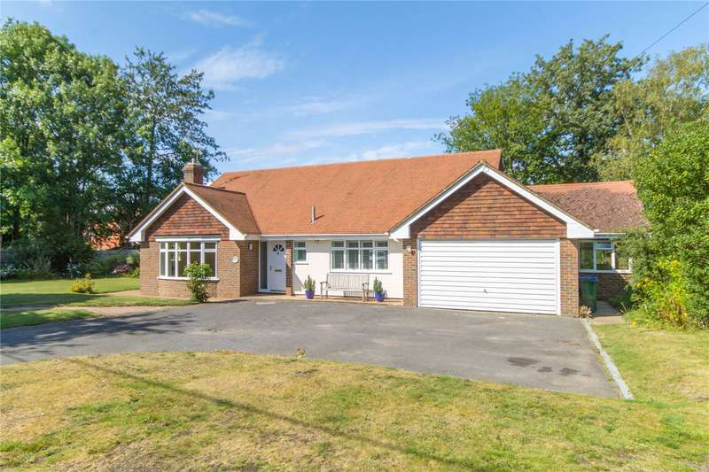4 Bedrooms Detached Bungalow for sale in Lewes Road, Ditchling