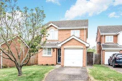 3 Bedrooms Detached House for sale in Hillesden Avenue, Elstow, Bedford, Bedfordshire