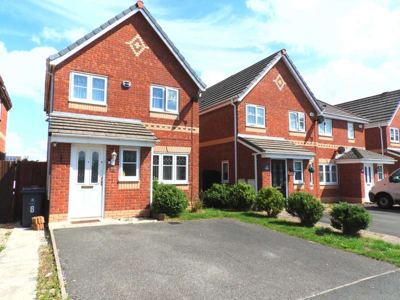 3 Bedrooms Detached House for sale in Ambleside Drive, The venue