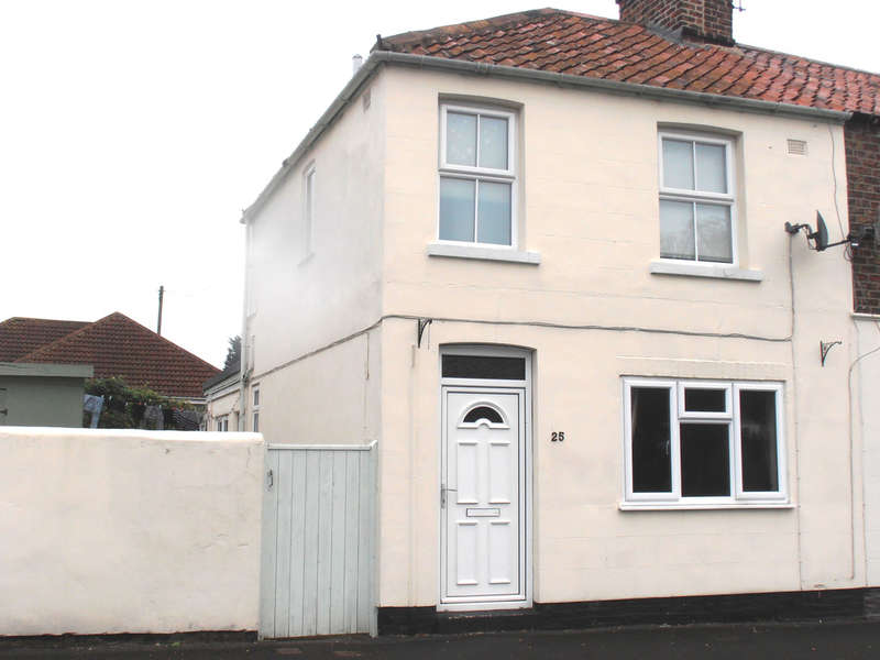 2 Bedrooms End Of Terrace House for rent in York Road, Little Driffield