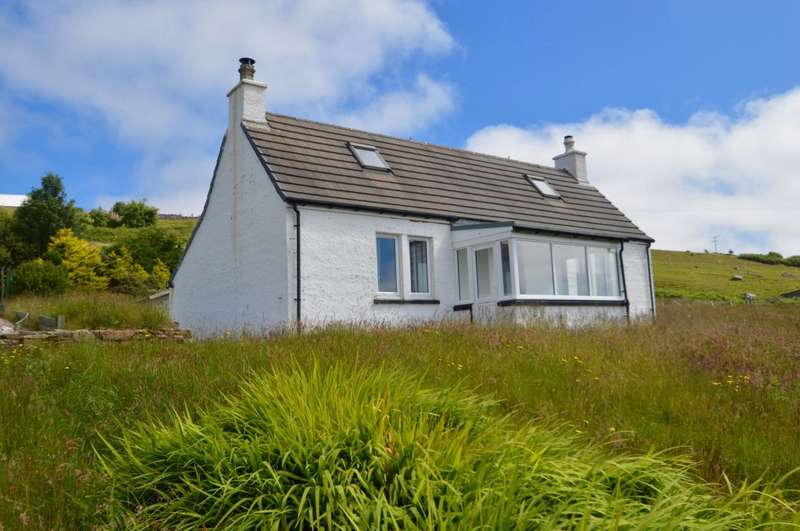 2 Bedrooms Detached House for sale in Ormiscaig, Aultbea, Achnasheen, IV22