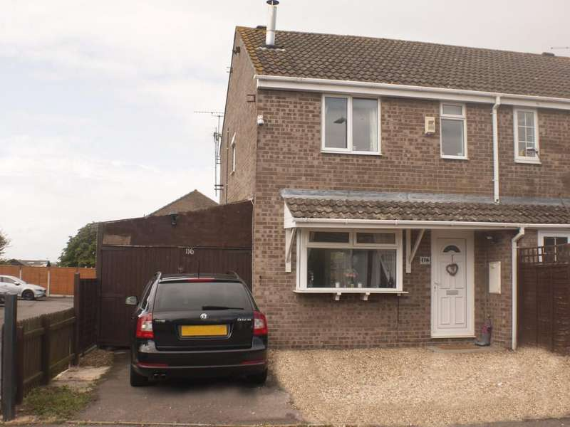 3 Bedrooms Semi Detached House for sale in Maple Avenue Bulwark Chepstow