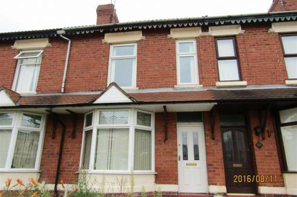 Property for sale in Ruskin Road, Crewe