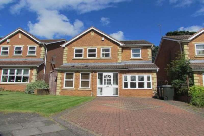 5 Bedrooms Detached House for sale in Princes Meadow, Gosforth, Newcastle Upon Tyne, NE3