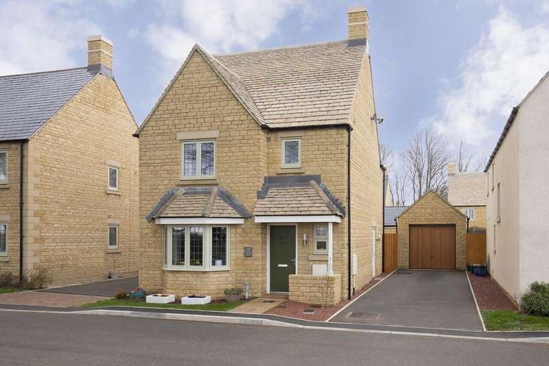3 Bedrooms Detached House for sale in Upper Rissington, Gloucestershire