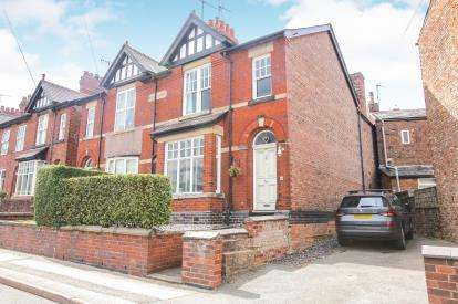 3 Bedrooms Semi Detached House for sale in Oxford Road, Macclesfield, Cheshire
