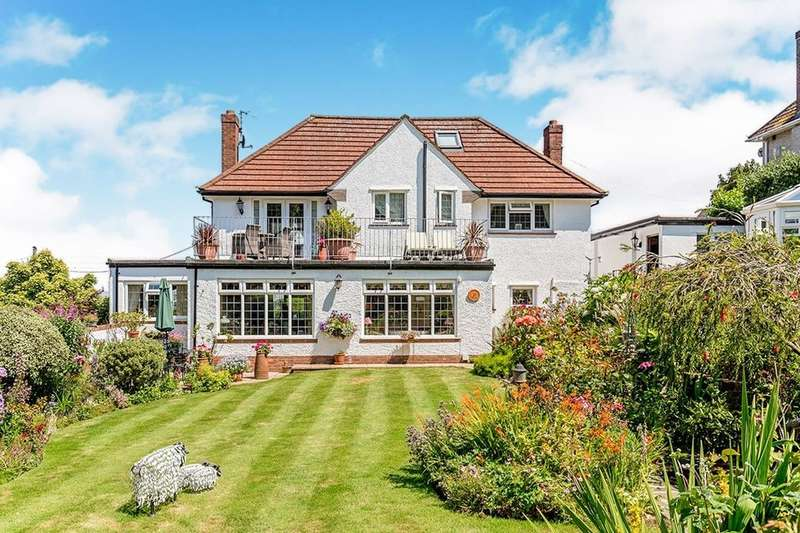 4 Bedrooms Detached House for sale in Nichols Road, Portishead, Bristol, BS20