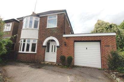 3 Bedrooms Detached House for sale in Frances Avenue, Gatley, Cheadle, Cheshire