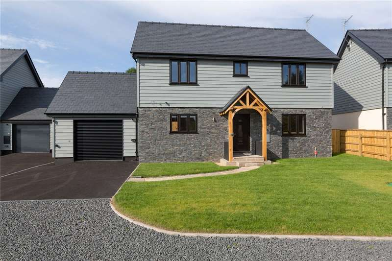 4 Bedrooms Detached House for sale in 2 Scotts Meadow, Brimfield, Ludlow, SY8