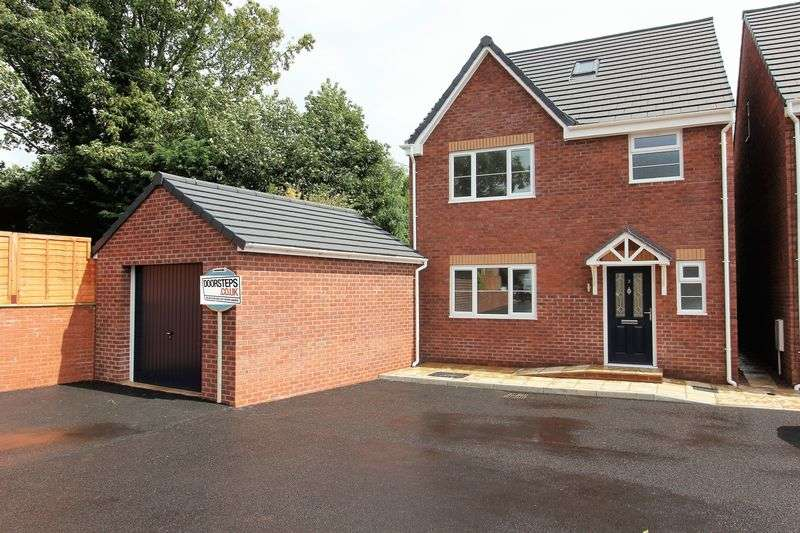 4 Bedrooms Property for sale in Tower Court, Beachley Road, Chepstow