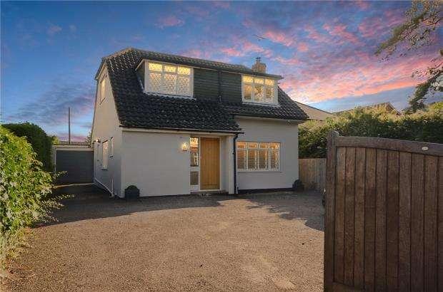 4 Bedrooms Detached House for sale in Lovel Road, Winkfield, Windsor