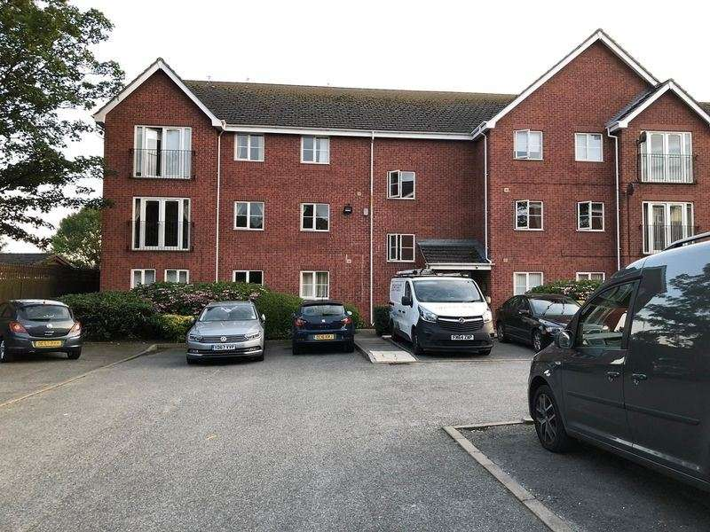 2 Bedrooms Apartment Flat for sale in Field Lane, Litherland, Liverpool, Merseyside, L21 9QQ