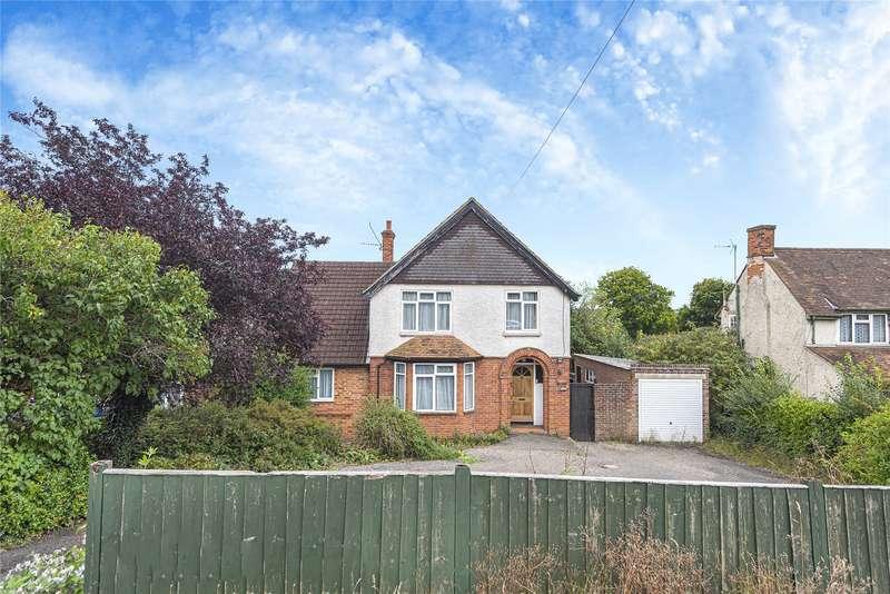 4 Bedrooms Detached House for sale in Henley Road, Caversham, Reading, Berkshire, RG4