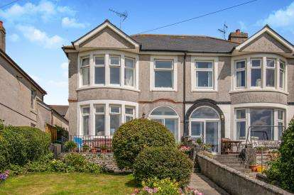 3 Bedrooms Semi Detached House for sale in Par, ., Cornwall