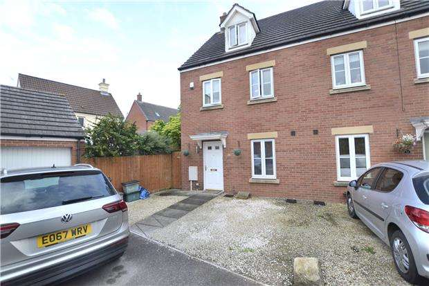 3 Bedrooms End Of Terrace House for sale in Carwardine Field, GL4 5TX
