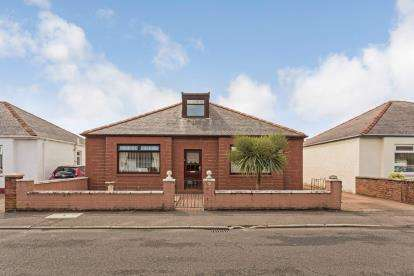 5 Bedrooms Bungalow for sale in Angus Avenue, Prestwick
