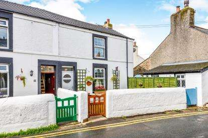 2 Bedrooms End Of Terrace House for sale in Main Street, Overton, Morecambe, Lancashire, LA3