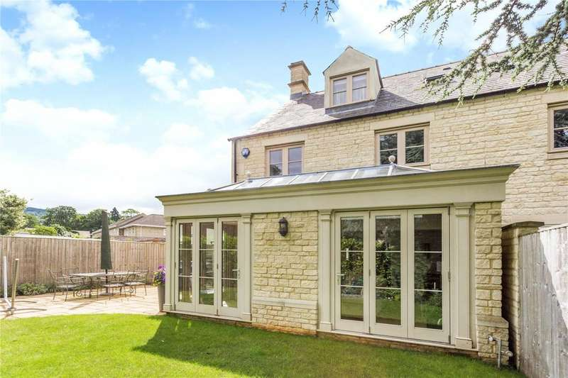 4 Bedrooms Unique Property for sale in Atlas Court, Idsall Drive, Prestbury, Cheltenham, GL52