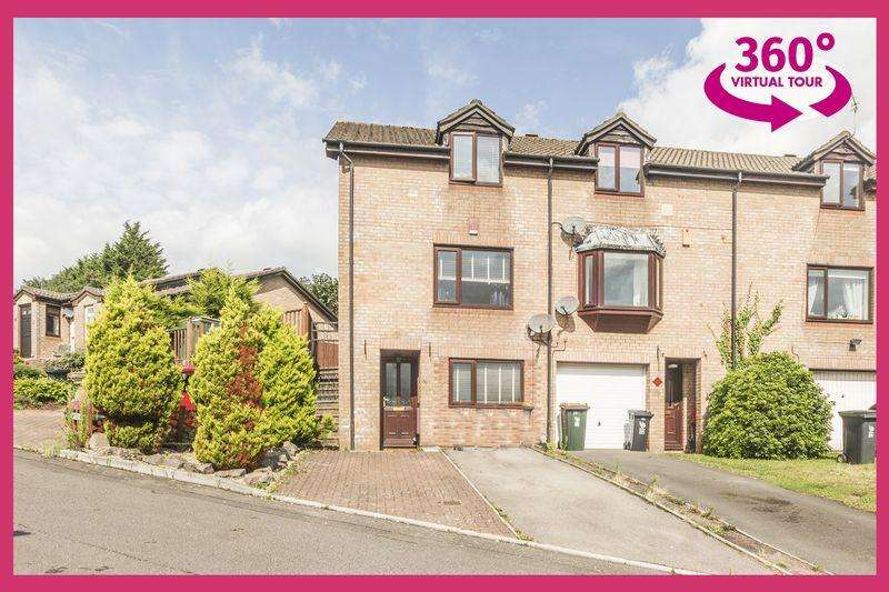 3 Bedrooms End Of Terrace House for sale in William Morris Drive, Newport - REF# 00007100 - View 360 Tour at