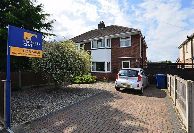 3 Bedrooms Semi Detached House for sale in Melville Road, Churchdown