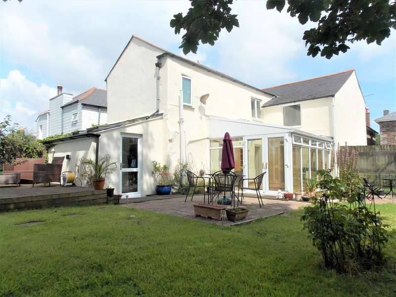 4 Bedrooms Property for sale in Coach Cottage 13 Coach Lane Redruth TR15 2TP