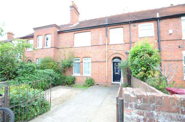 5 Bedrooms Terraced House for sale in South View Avenue, Caversham, Reading