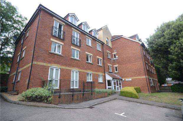 2 Bedrooms Apartment Flat for sale in Nightingale House, 36 Coley Avenue, Reading