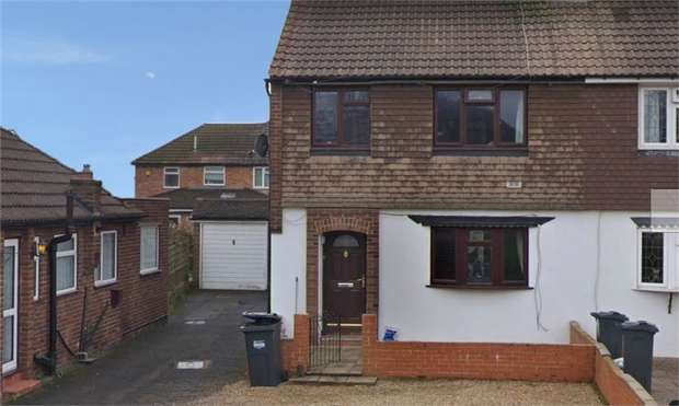 5 Bedrooms Semi Detached House for sale in The Gardens, Feltham, Greater London