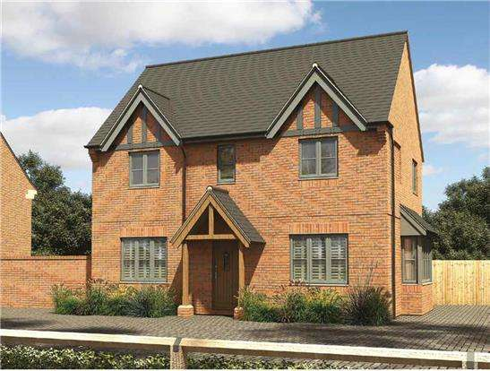 3 Bedrooms Detached House for sale in Plot 26, Willow House, Chartist Edge, Staunton, GLOS, GL19 3RT