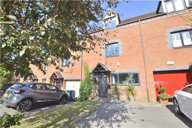 4 Bedrooms Terraced House for sale in 47 Mowbray Avenue, Stonehills, TEWKESBURY, Gloucestershire, GL20 5FA