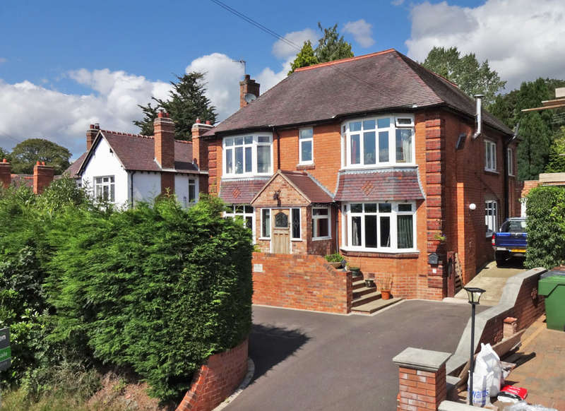 4 Bedrooms Detached House for sale in Alvechurch Highway, Lydiate Ash, Bromsgrove, B60 1NZ