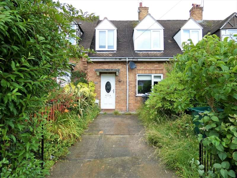 3 Bedrooms Terraced House for sale in Blacon Avenue, Chester, Cheshire, CH1