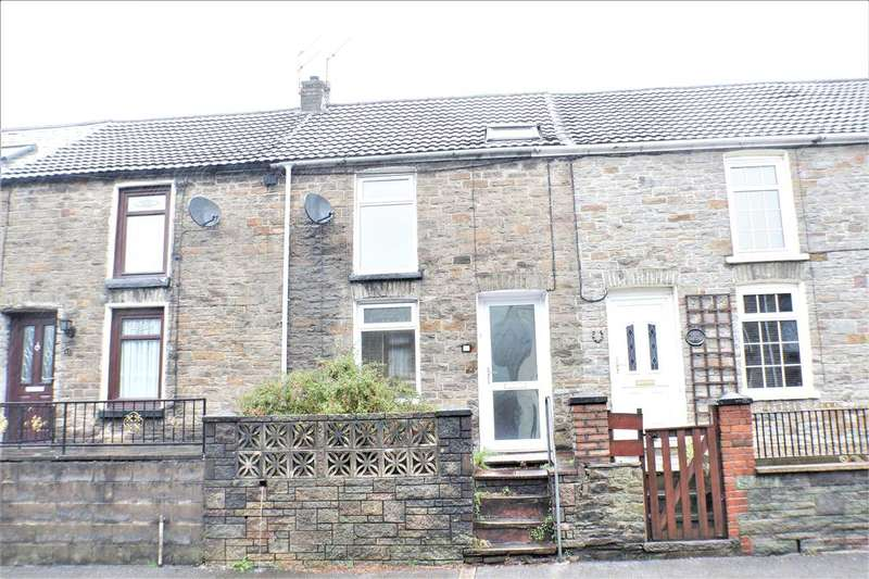 3 Bedrooms Terraced House for sale in Gelligaled Road, Ystrad