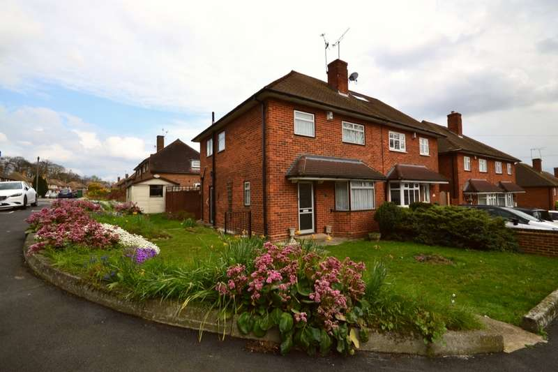 3 Bedrooms Semi Detached House for sale in Hall Place Crescent, Bexley, Kent, DA5