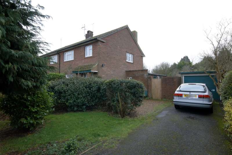 3 Bedrooms Semi Detached House for sale in Cobham Close, Canterbury, Kent, CT1