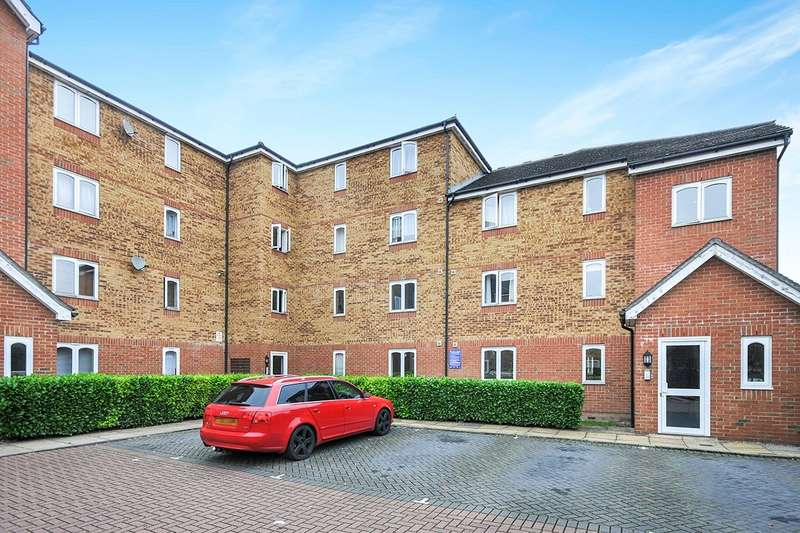 2 Bedrooms Apartment Flat for sale in Dunlop Close, Dartford, DA1