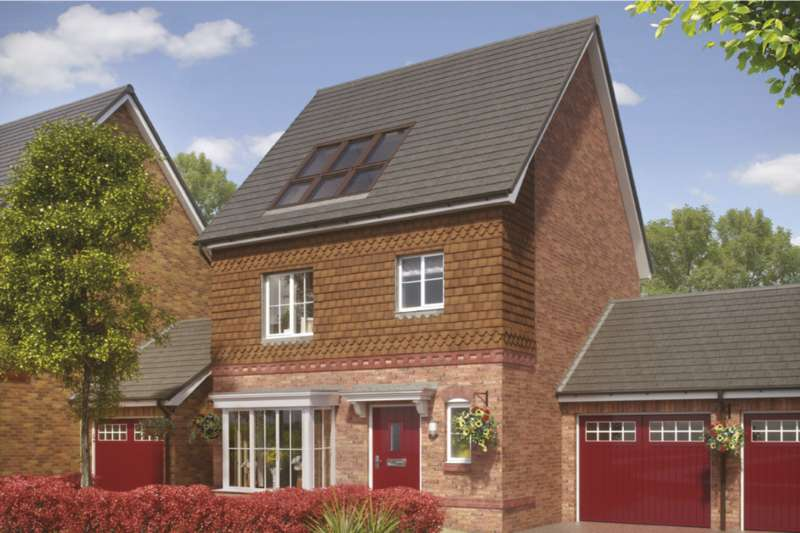 4 Bedrooms Detached House for sale in Wards Keep, Wednesbury, West Midlands, WS10