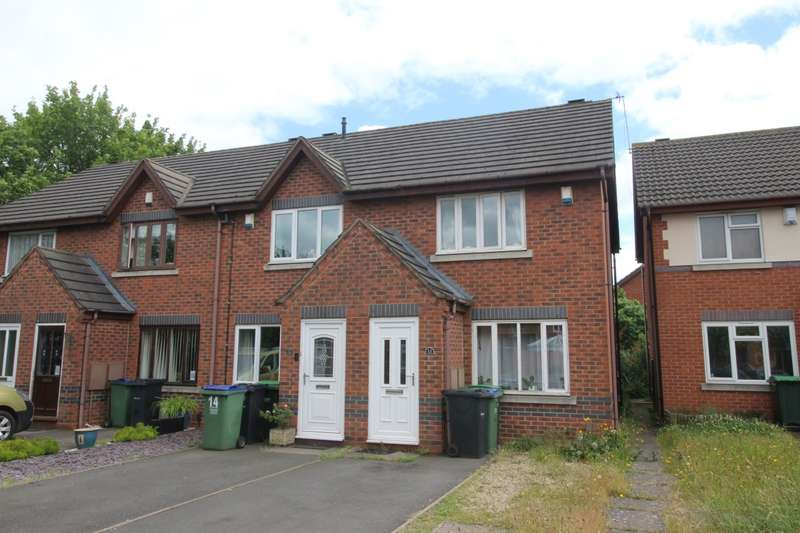 2 Bedrooms House for sale in Kiers Bridge Close, Tipton, West Midlands, DY4