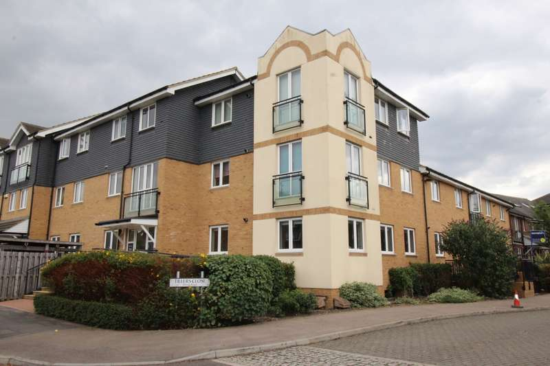 1 Bedroom Apartment Flat for sale in The Shires, Bowes Road, Staines-Upon-Thames, Middlesex, TW18