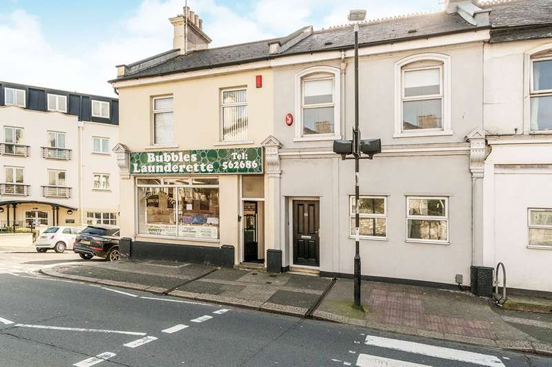 6 Bedrooms House for sale in Wilton Street, Stoke, Plymouth, PL1