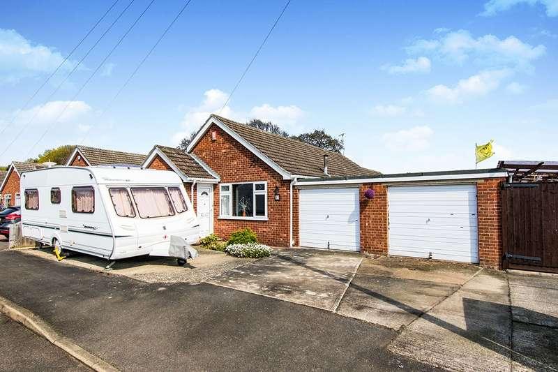 3 Bedrooms Detached Bungalow for sale in Jaguar Drive, North Hykeham, Lincoln, LN6