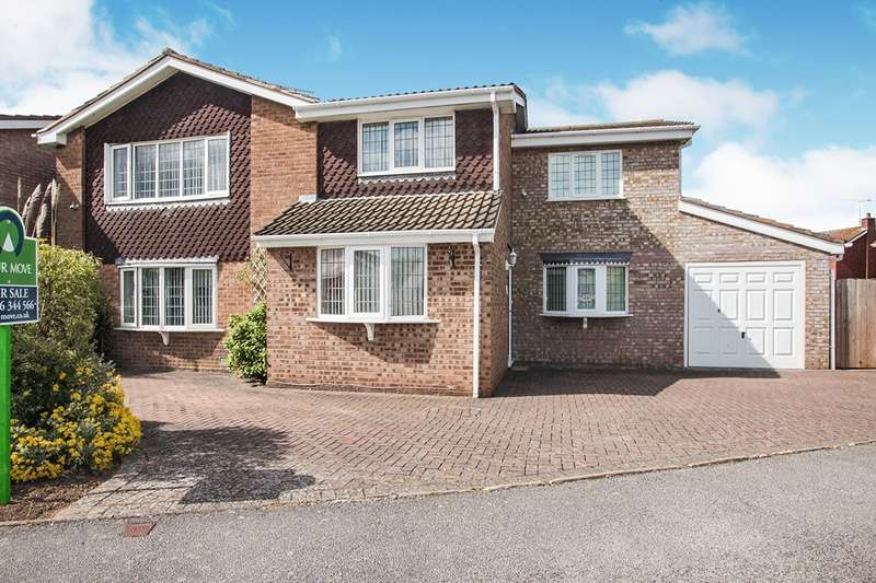 5 Bedrooms Detached House for sale in Ullswater Avenue, Nuneaton, Warwickshire, CV11