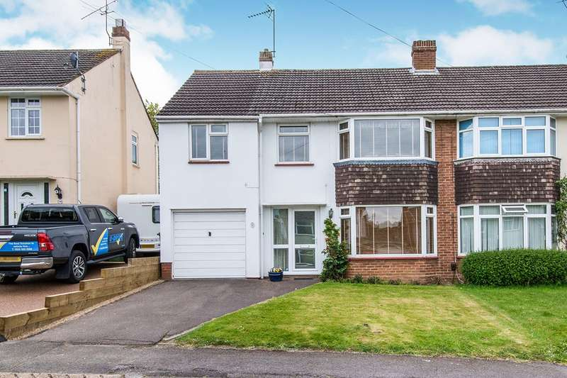 4 Bedrooms Semi Detached House for sale in Northfield Road, Southampton, SO18