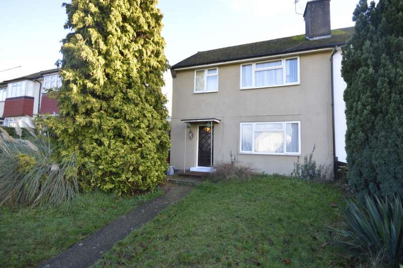 3 Bedrooms Semi Detached House for sale in Broomfield Rise, Abbots Langley, Hertfordshire, WD5