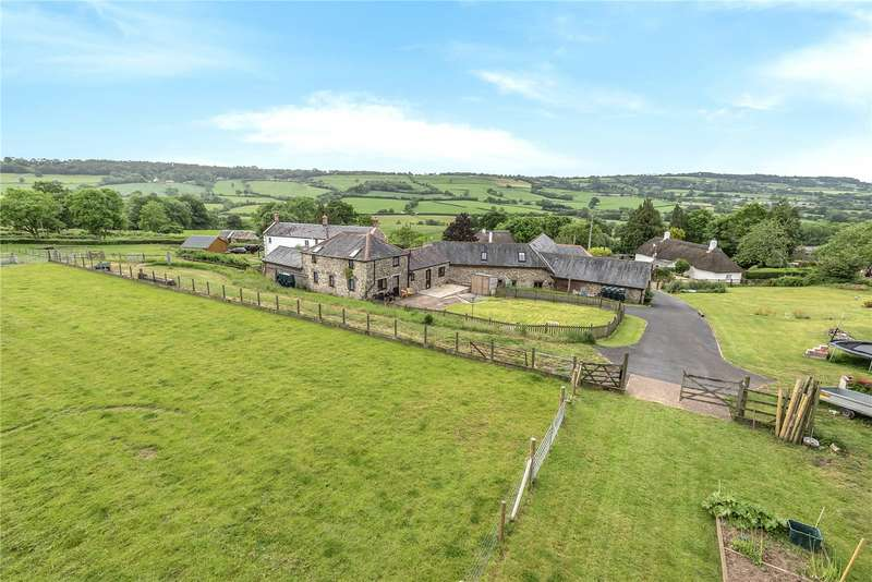 4 Bedrooms House for sale in Shaugh, Luppitt, Honiton, Devon, EX14