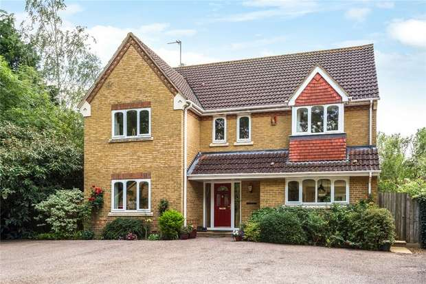 4 Bedrooms Detached House for sale in Bedford Road, Turvey, Bedford