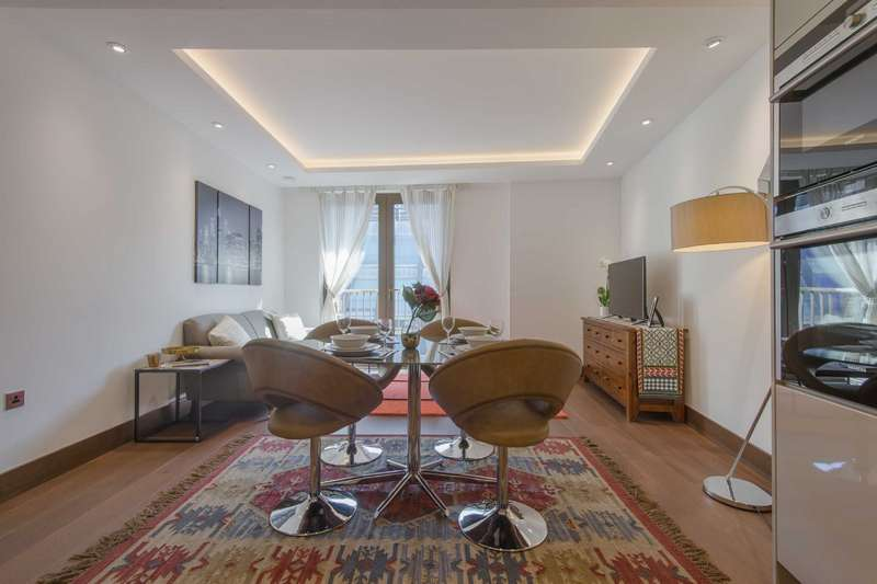 2 Bedrooms Apartment Flat for sale in St Dunstan's House, 133-137 Fetter Lane, Holborn, London, EC4A