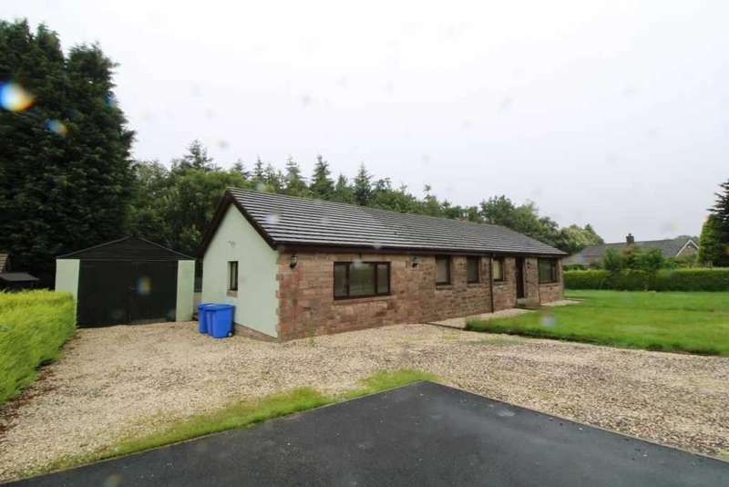 4 Bedrooms Detached Bungalow for sale in Warenford, Nr Belford, Northumberland